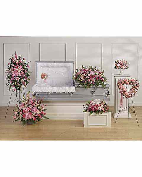 Teleflora's Beautiful Memories Collection