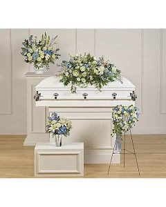 Teleflora's Tender Remembrance Collection