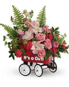 Teleflora's Welcome Beautiful Bouquet