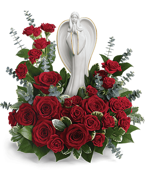 Forever Our Angel Bouquet by Teleflora