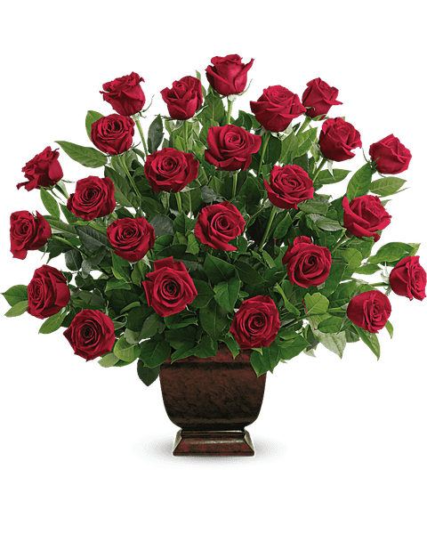 Teleflora's Rose Tribute