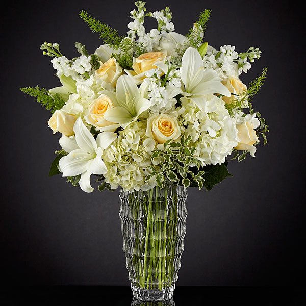 Hope Heals™ Luxury Bouquet   - VASE INCLUDED