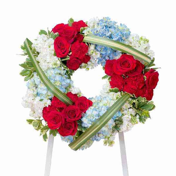 Honor Wreath - D