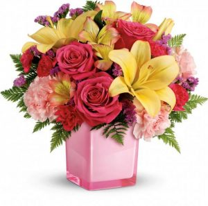 Teleflora's Pop Of Fun Bouquet - C
