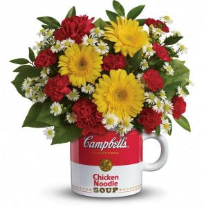 Campbell's® Healthy Wishes by Teleflora - A
