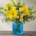The FTD® Something Blue™ Bouquet by Better Homes & Gardens® - D