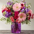 The FTD® Purple Prose™ Bouquet by Better Homes & Gardens® - E