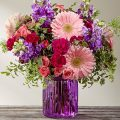 The FTD® Purple Prose™ Bouquet by Better Homes & Gardens® - P