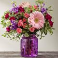 The FTD® Purple Prose™ Bouquet by Better Homes & Gardens® - D