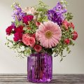 The FTD® Purple Prose™ Bouquet by Better Homes & Gardens®