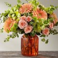 The FTD® Peachy Keen™ Bouquet by Better Homes & Gardens® - E