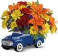 Vintage Ford Pickup Bouquet by Teleflora - B