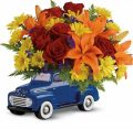Vintage Ford Pickup Bouquet by Teleflora - C