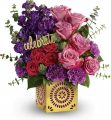 Teleflora's Thrilled For You Bouquet - C