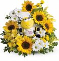 Teleflora's Bee Well Bouquet - C