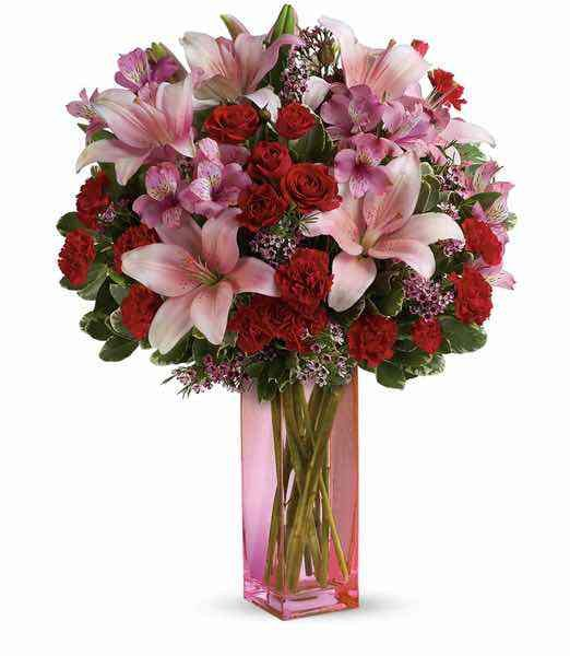 Teleflora's™ Hold Me Close Bouquet