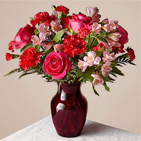 The Valentine Bouquet Flower Delivery Phoenix